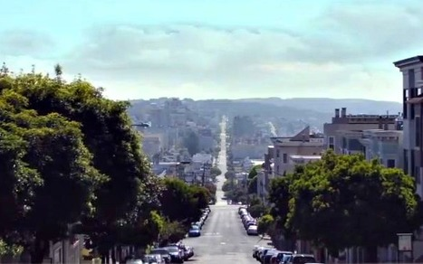 San Francisco Without People Is Weirdly Beautiful [VIDEO]   Prozac Moments   Scoop.it