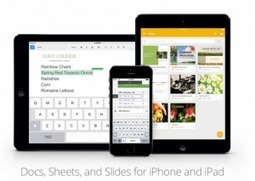 Google Unleashes their new #Google Slides app on iOS !!! Learn how to use it in your classroom here! #GoogleEdu - TeacherCast.net: Educational Blogs, Podcasts, App Reviews and more | Technology in the Teaching of Second Languages | Scoop.it