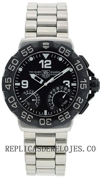 Mejor replica Tag Heuer Formula 1 Calibre S 1 / 100th Cronografo Acero Inoxidable reloj CAH7010.BA0854 en venta | replique montres pas cher | Scoop.it