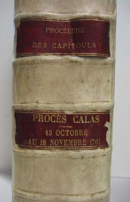 L'Affaire Calas - par @vieux_Toulouse | Rhit Genealogie | Scoop.it
