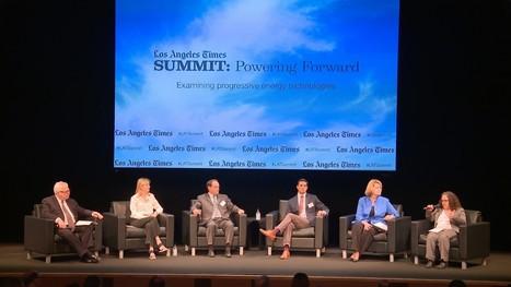 Los Angeles Times Summit: Powering Forward | Excerpt: Nancy Sutley | Sustainability Science | Scoop.it
