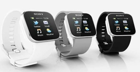 Android compatible smartwatch from Sony keeps you discreetly updated & your hands free | Technology in Business Today | Scoop.it