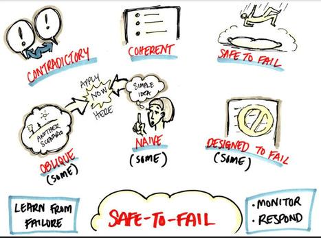 Failure* should be part of your CV (*= fast intelligent failure) | Business change | Scoop.it