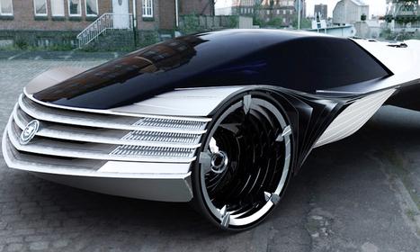 Cette voiture est capable de rouler un siècle sans faire une seule fois le plein. | Voiture Connectée | Scoop.it