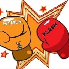 Infographic: Flash Still Bests HTML5 by Most Measures | Digital Storytelling | Scoop.it
