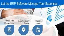 Let the ERP software manage your expenses | Hi-Tech ITO(Offshore Software Development Company) | Scoop.it
