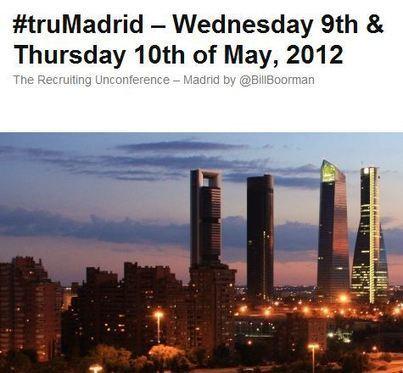 (Español) Llega #truMadrid, la primera desconferencia celebrada ... | Unconference EdcampSantiago | Scoop.it