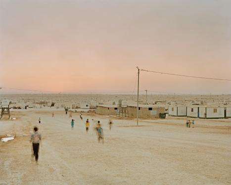Desert Surreality: Plight of Syrian Refugees Magnified Outside Zaatari | LightBox | TIME.com | Fotografia e reportage | Scoop.it