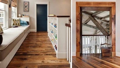 Comes With Various Features, This plank Flooring Is Worth Installing In Your House | wellbornwright | Scoop.it
