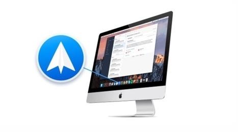 Le client de messagerie Spark est disponible pour Mac | Info iDevice | Scoop.it