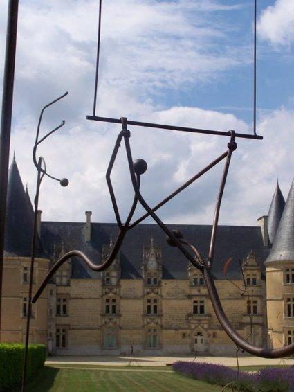 Exposition au CHATEAU DE LA ROCHE ( Magné 86160) | Chatellerault, secouez-moi, secouez-moi! | Scoop.it