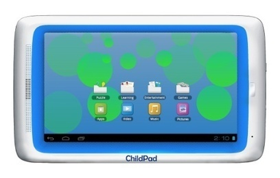 Archos ChildPad – Android tablet for children | Docentes y TIC (Teachers and ICT) | Scoop.it