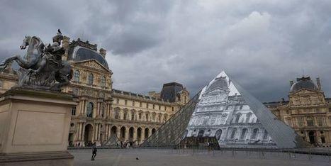 Trafic d'art au Louvre | #arts visuels #graphisme #etc | Scoop.it