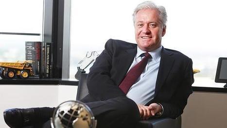 How Mark McInnes left David Jones and other high-profile CEO departures   BCT: Industrial Relations   Scoop.it