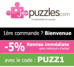 1ère commande chez jeu-puzzles.com, c'est 5% de Remise immédiate ! | Jeux store | Scoop.it