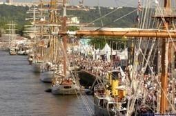 L'Armada de Rouen, reflet du numérique - Grand-Rouen | Armada de Rouen 2013 | Scoop.it