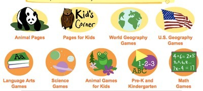Sheppard Software: Fun free online learning games and activities for kids. | 30 Elementary Sites In 60 Minutes | Scoop.it