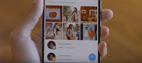 Google Photos : refonte de l'interface mobile et Web | TIC et TICE mais... en français | Scoop.it