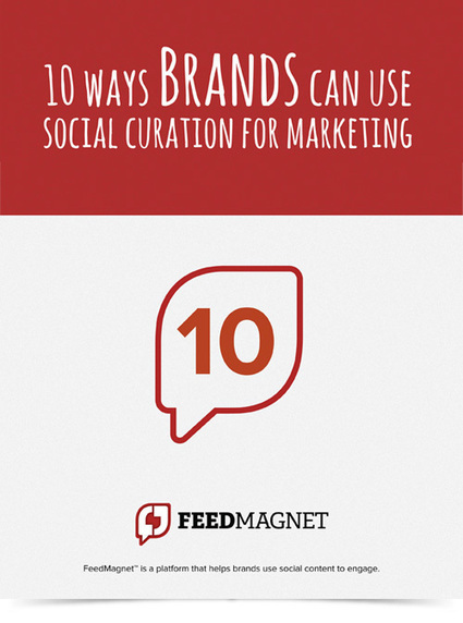 How To Use Social Content Curation For Marketing Your Brand: 10 Tips | digitalassetman | Scoop.it
