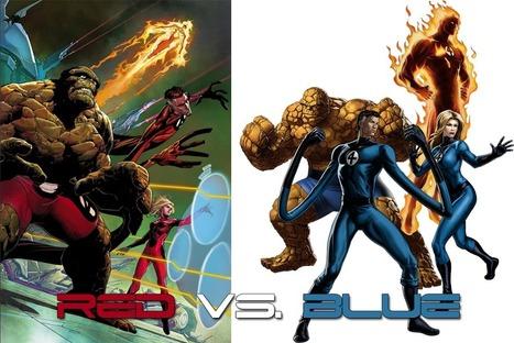 Marvel - Comics - Community - Google+ | Stuff I found...interesting! | Scoop.it