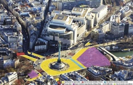 Voici à quoi ressembleront les SEPT grandes places de Paris | Aménagement et urbanisme durable | Scoop.it