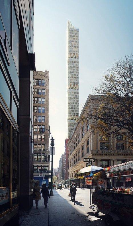 Perkins + Will to design Manhattan Pikettyscraper | Sustainable Green Real Estate | Scoop.it