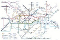 What the tube map will look like in 2020 with the new overground extension | What's going down, in London town? | Scoop.it