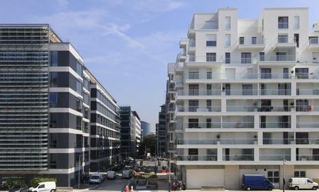 L'éco-quartier des Bords de Seine s'ouvre sur la ville et le fleuve | les éco-quartier | Scoop.it