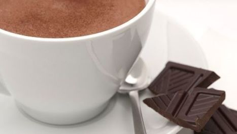 Drinking hot chocolate may help keep brain healthy, study finds - Fox News | Healthy Great Tasting Recipes | Scoop.it