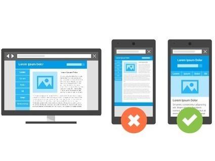 Comment vérifier si un site est compatible avec les appareils mobiles | Autour du Web | Au fil du Web | Scoop.it