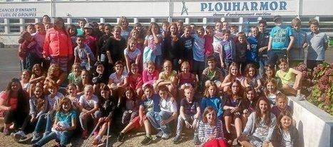 Campostal et Gouarec : les sixièmes en classe d'intégration - Lycée Notre-dame de Campostal | plouharmor | Scoop.it