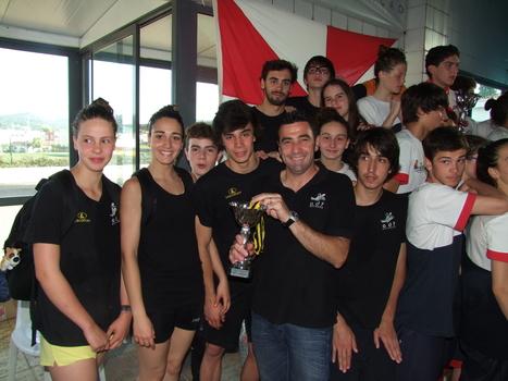 XV Torneio Cidade de Fafe - AD Fafe 3º lugar na geral em clubes   Nospi Fafe   Scoop.it