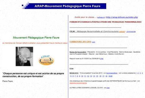 AIRAP | Gymnase 2020 - Pédagogie et prospective | Scoop.it