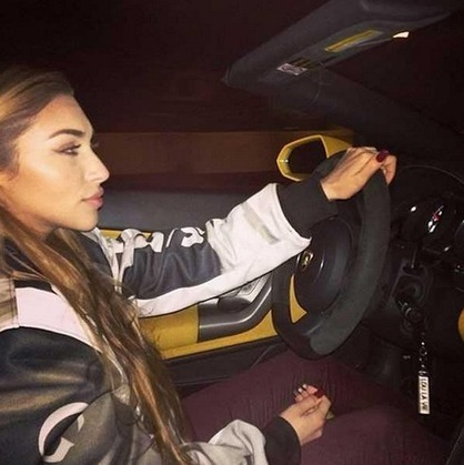 Model Chantel Jeffries was with Justin Bieber when he was arrested - Front Page Buzz | Entertainment | Scoop.it