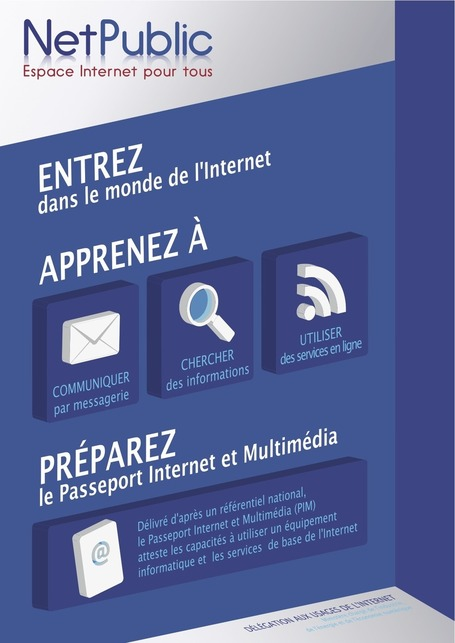 NetPublic » PIM Test en ligne » Le passeport Internet et multimédia (PIM) | ENT | Scoop.it