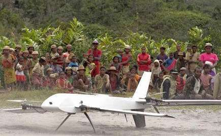 Drones carrying medicines, blood face top challenge: Africa | AP Human Geo in the News | Scoop.it