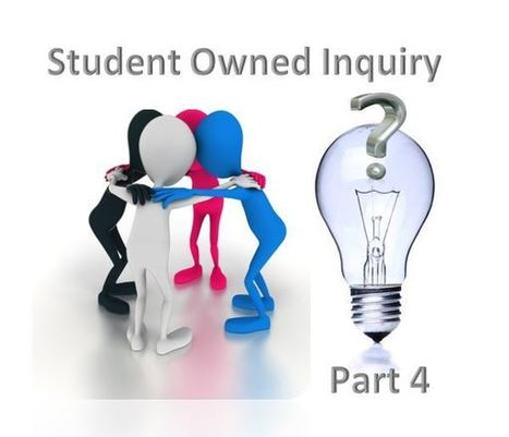 Part 4: Facilitating Inquiry in the Classroom… Questions and Search Engines   21st century learning   Scoop.it