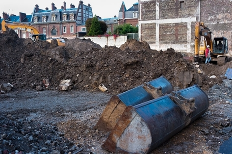Source Gaalor, un chantier en béton | @grand_rouen | Rouen | Scoop.it