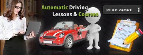 Driving Lessons Birmingham Has The Best Instructors Of Town | Automatic Driving Lessons Birmingham | Scoop.it