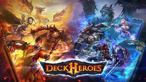 Deck Heroes: Legacy Hack - Unlimited Gems/Jewels and Coins | HacksPix | Scoop.it