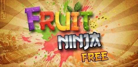 Fruit Ninja Free - Applications Android sur GooglePlay | Acessinha | Scoop.it