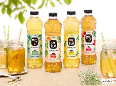 MayTea, de vrais thés infusés, aux fruits et plantes, à boire glacé   Web Explorer   Scoop.it