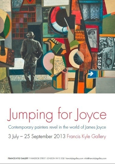 Jumping for Joyce | Art History & Literary Studies | Scoop.it