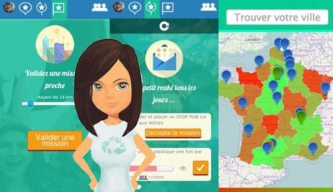 WeeAkt, l'application qui vous encourage à agir   CRAKKS   Scoop.it