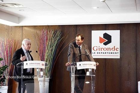 Déclaration commune du Conseil Général et de la CUB - Bordeaux Gazette actualités et informations Bordeaux CUB | Départements & cie | Scoop.it
