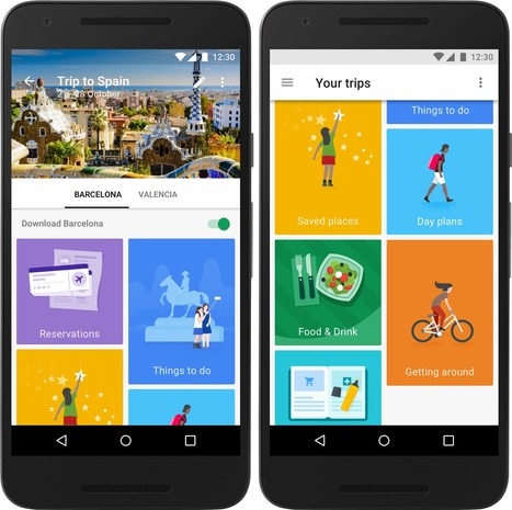 Google Trips is a killer travel app for the modern tourist | Hotel management, marketing and sales | Scoop.it