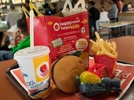 Study: McDonald's, Burger King Rely on Giveaways, Not Food, to Lure Kids   Brand Love   Scoop.it