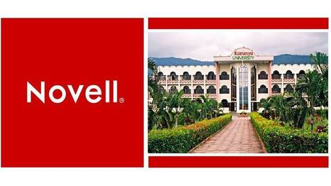 Novell offers professional course for the M-Tech program at Karunya University - EdTechReview™ (ETR) | EdTechReview | Scoop.it