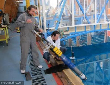Ifremer : le robot Deep Arvor plonge à près de 3500 mètres | Mer et Marine | Robolution Capital | Scoop.it