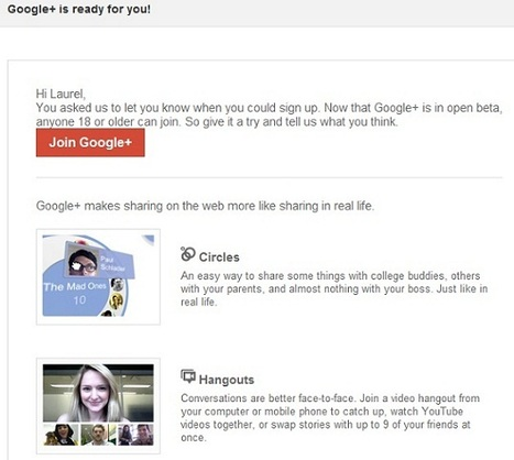 Madison Marketing Communications » One more reason I question if Google+ will make it – Madison Marketing Communications | Grow your business with friends across all networks | Scoop.it